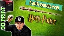 Taikasauva (Harry Potter) | 3D tulostus