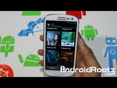 Carbon ROM Review For Galaxy S3! U.S/International Variants