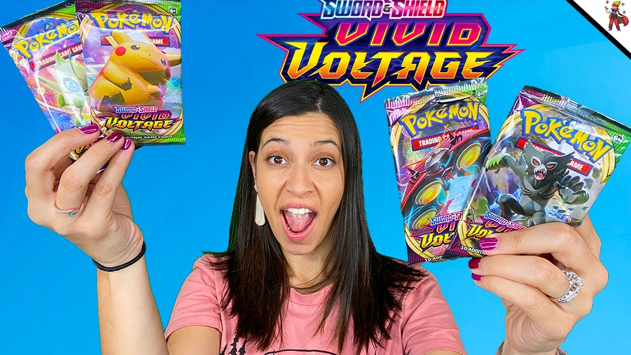 Download VIVID VOLTAGE is HERE! Hunting for FAT PIKACHU & NEW CHARIZARD!