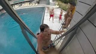 Ялта Интурист. Прыжки в воду 2016