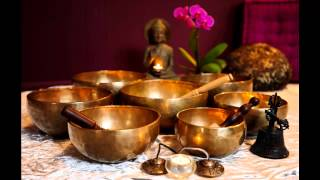 Repeat youtube video 1 Hour Tibetan Singing Bowl Meditation Chakra Healing | Tone C# | Earth Tone