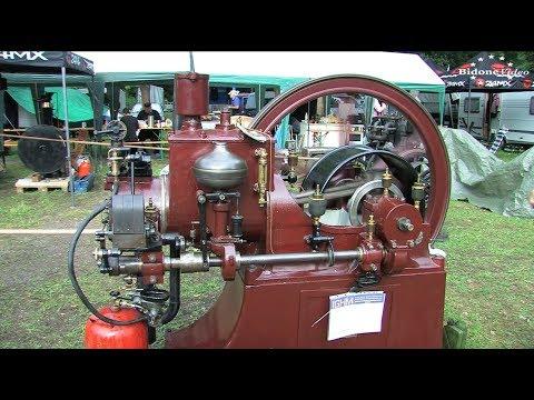 Bulldog Dampf und Diesel - die Stationärmotoren - 1/4 - Stationary Engine Rally