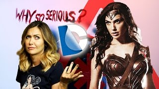 Why So Serious, DC Comics? (Nerdist News w/ Jessica Chobot)