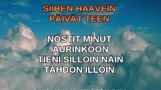 Tuuleen - Kansan Karaoke