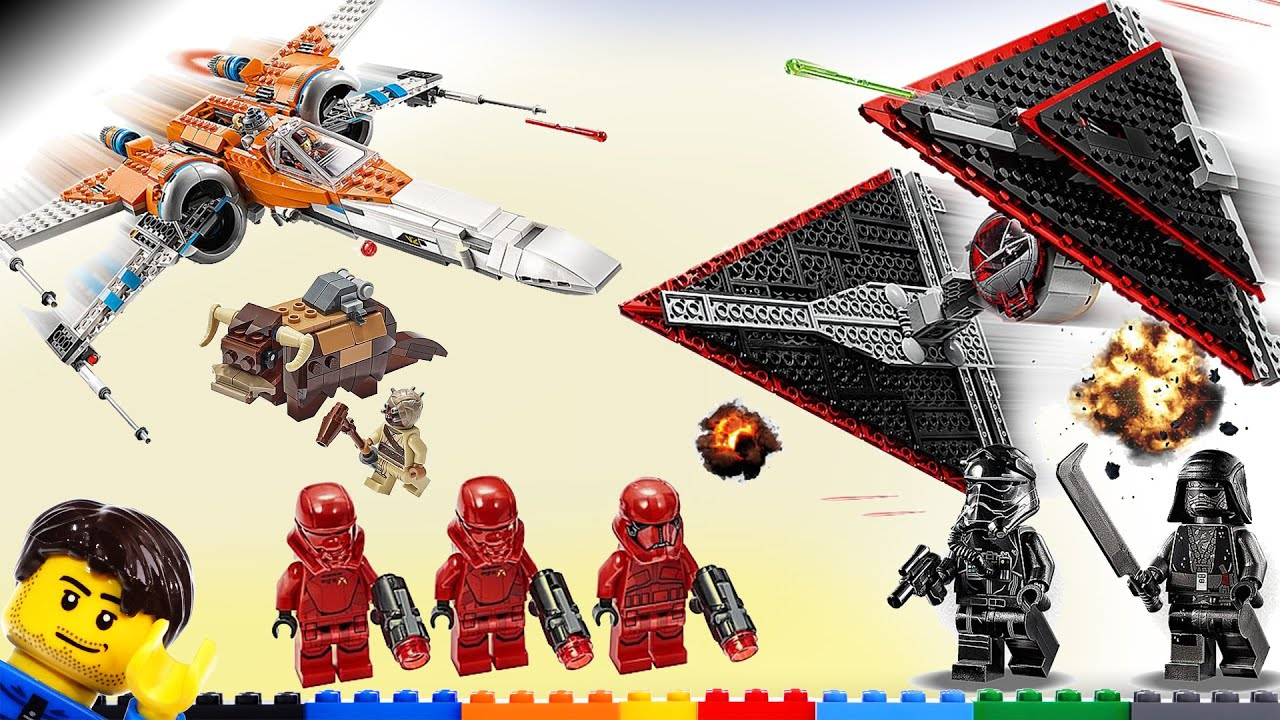 New Lego Star Wars Set Pics For 2020 My Thoughts Youtube