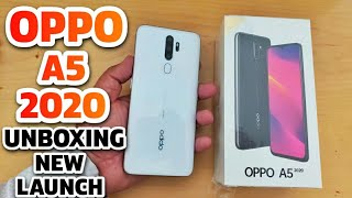 OPPO A5 2020 Unboxing & First Look