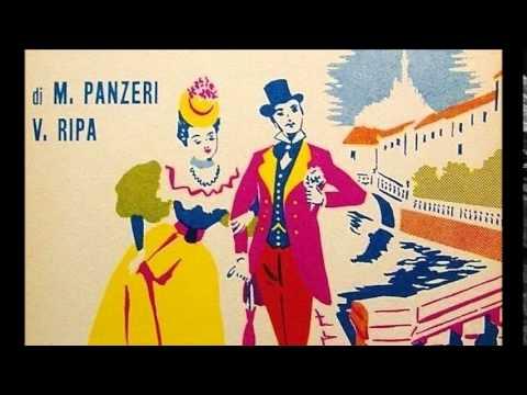 Vittoria Mongardi e Duo Fasano - Aveva un Bavero - 1954 - YouTube