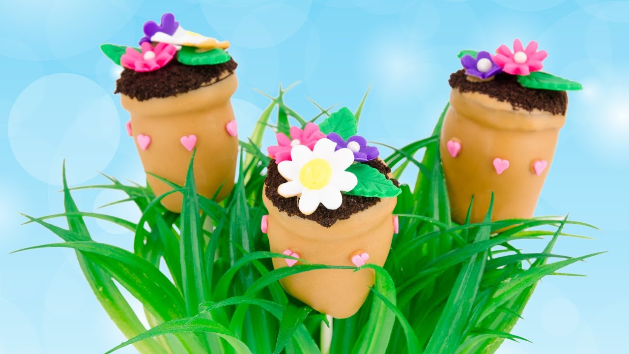 Image Result For Garden Flower Cake