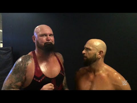 Luke Gallows & Karl Anderson thank South Africa