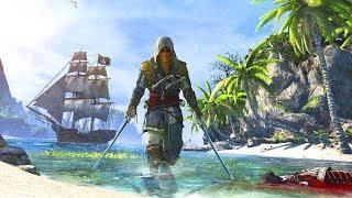 Me encantó Assassin's Creed 4: Black Flag