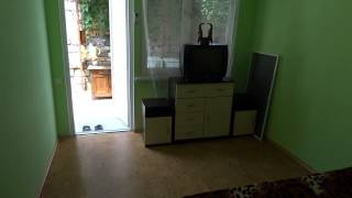 видео Трехкомнатный дом в Феодосии на сутки со своим закрытым двором