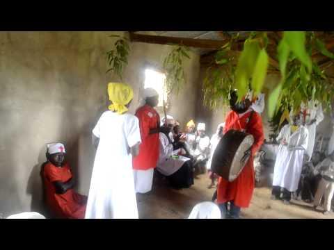 Dholuo Roho Maler Church Service gi Bull maliet -3