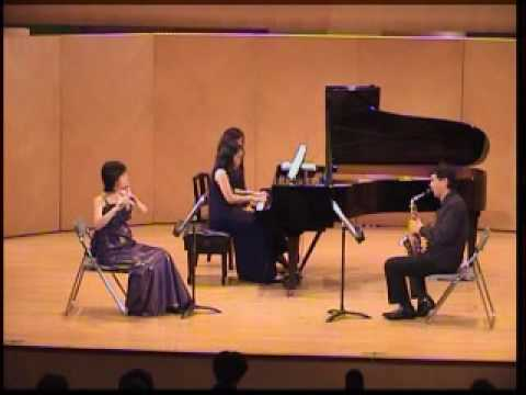 Yu-Wen Wang Saxophone Recital-IV. Invierno Porteno / 冬 Net08-4