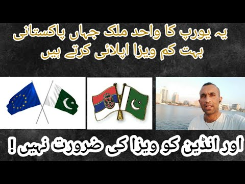 Free entry in Serbia   Serbia Visa for Pakistani