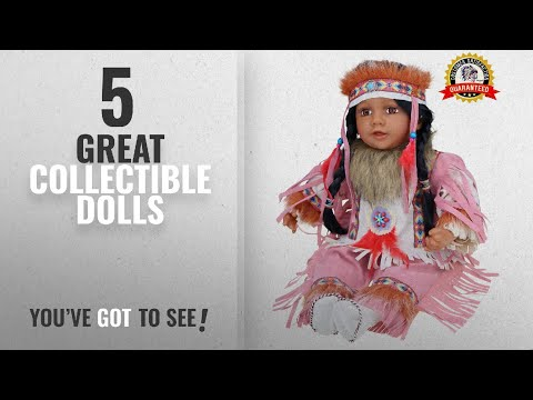 Top 10 Collectible Dolls [ Home Decor 2018 ]: 22