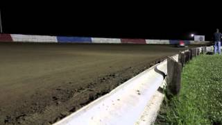 Terre Haute Action Track - On The Rail