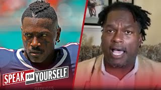 If Antonio Brown can be a good teammate, he'll work out with Bucs - LaVar | NFL | SPEAK FOR YOURSELF