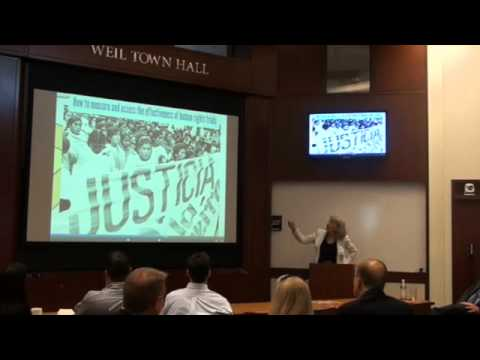 Making Human Rights Work: On Torture, Trafficking, and Trials