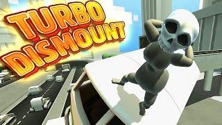 SASSY GRIM REAPER UPDATE! | Turbo Dismount Funny Moments #18