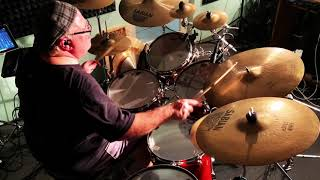 One Clear Moment - Little Feat (Drum Cover - ALT TAKE)