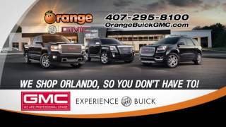 Orange Buick GMC - Best Price The First Time