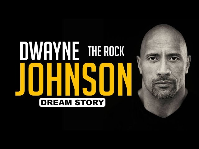 COMO UMA ROCHA (DWAYNE JOHNSON O THE ROCK) VÍDEO MOTIVACIONAL
