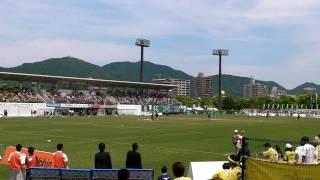 試合前の柏サポーターのチャントです。 蔵川洋平、山崎正登、菅沼実、北...