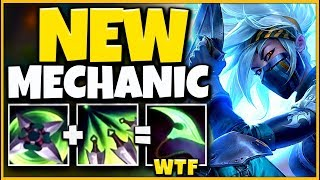 I DISCOVERED A GAME-BREAKING AKALI MECHANIC (THIS SHOULDN'T EXIST) - League of Legends