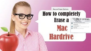  Mac Tips - How to Erase your Mac OS X Hard Drive - 2015