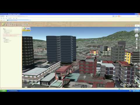 New 3D Building Technology From the Taipei City Government