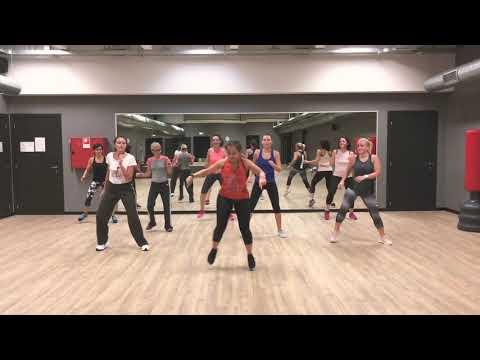 Baila Conmigo - Dayvi, Víctor Cárdenas feat Kelly Ruiz coreografia