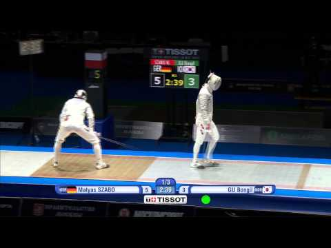 Moscow 2015 MS GP T08 01 blue Gu B KOR vs Szabo M GER