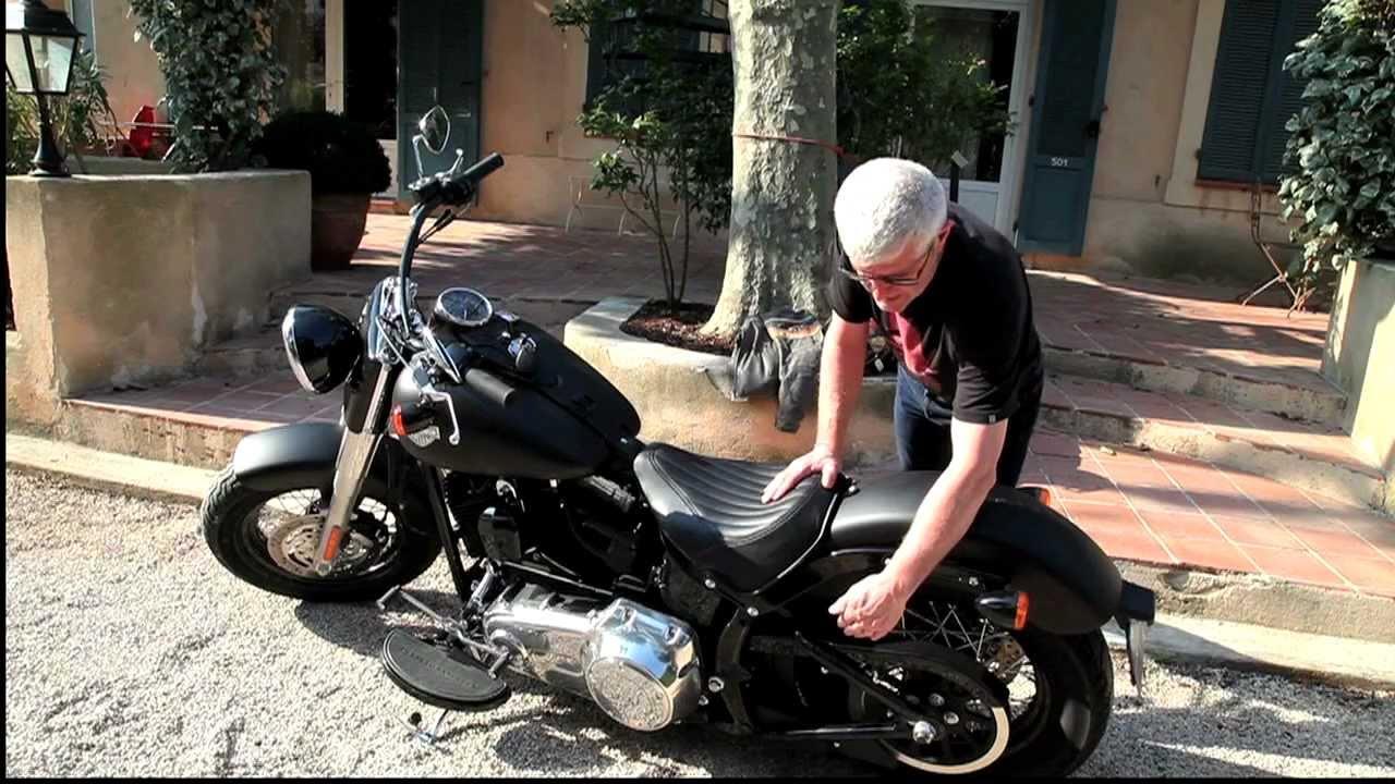Test Harley Davidson Softail Slim Bobber Rebel