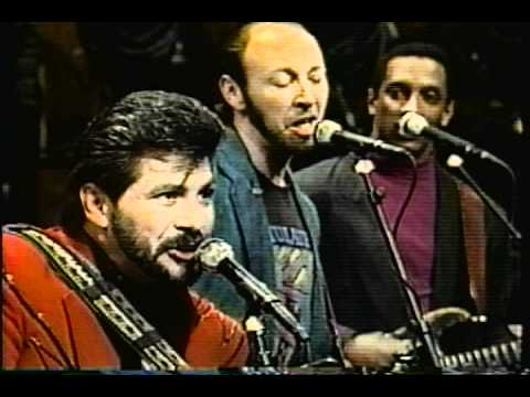 Tear Stained Letter - Jo-El Sonier & Richard Thompson on Night Music