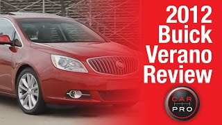 TEST Drive: 2012 Buick Verano Review