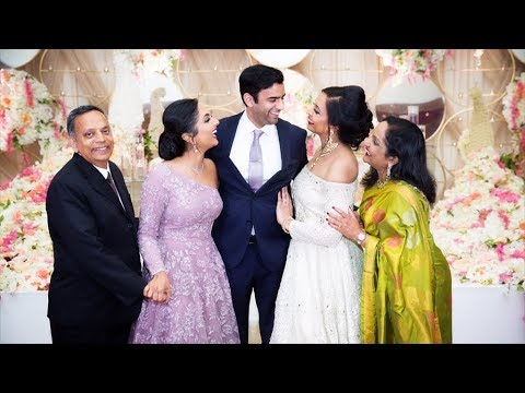 VLOG! My Big Fat Indian Family (Engagement Party + Thanksgiving) | Deepica Mutyala