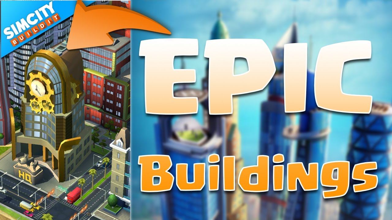 Simcity Buildit Epic