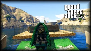 GTA 5 Online PC - Last Team Standing - SNIPERS VS BOATS