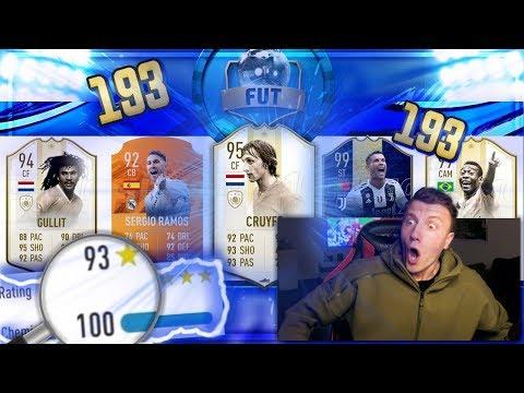 FIFA 19 : 193 WELTREKORD FUT DRAFT CHALLENGE!!!