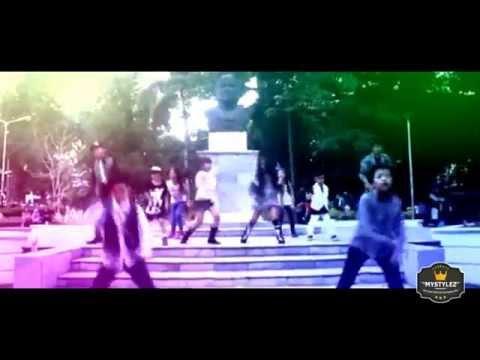 MYSTYLEZ Kids II Enrique Iglesias - I'm A Freak ft. Pitbull II