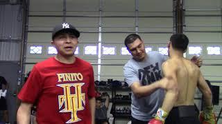 robert garcia why vergil ortiz should NOT get a tattoo EsNews Boxing