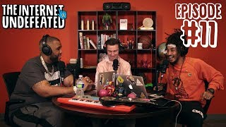 Kodak Black & Young M.A., College Scandal, & More ft.Trevor Wallace-E11 | The Internet Is Undefeated