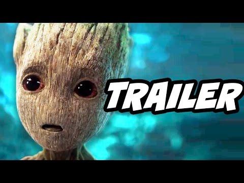 Guardians Of The Galaxy 2 Trailer Breakdown