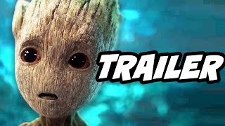 Guardians Of The Galaxy 2 Trailer Breakdown