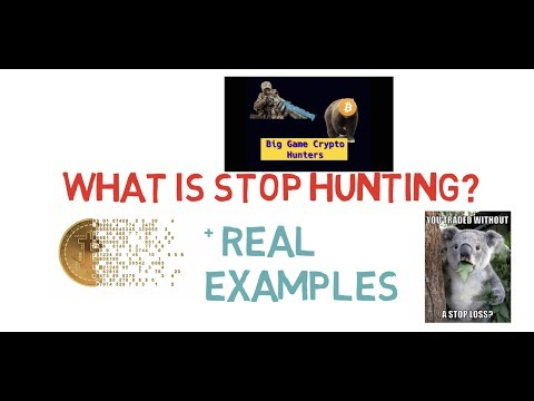 What Is Stop Hunting? Using Stop Losses! REAL Examples!