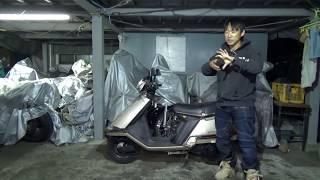 スペイシー80:HONDAのビッグスクーターはこの一台から始まった
