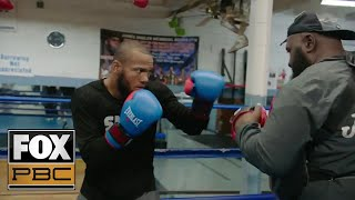 PBC Countdown | Get a glimpse inside the preparation of fighters Williams and Rosario | PBC ON FOX