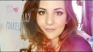My Everyday Makeup ♡ Beauty Favorites • KateSalou