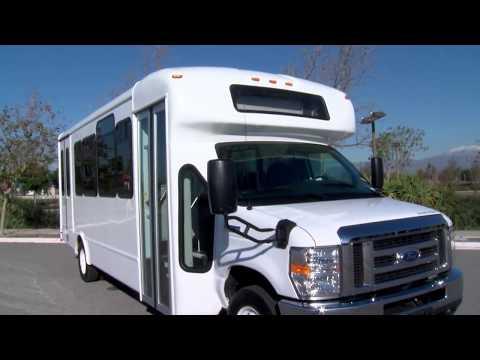 Light Duty Buses | Creative Bus Sales