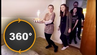 """Happy Birthday"" - A 360° Short Film [First Person View]"